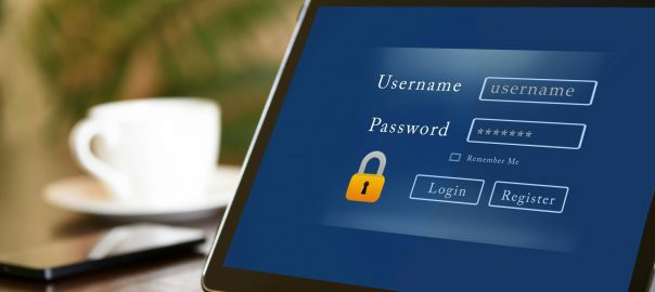 Using a signature instead of a password |